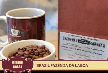 Brazil Fazenda da Lagoa