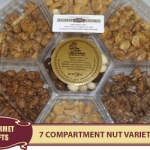 7 Compartment Nut Variety Tray