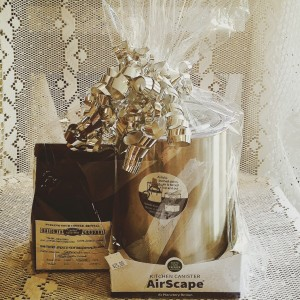AirScape Canister Gift Set