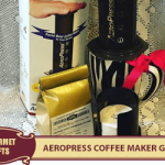 AeroPress Coffee Maker Gift Set