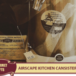 AirScape Kitchen Canister Gift Set