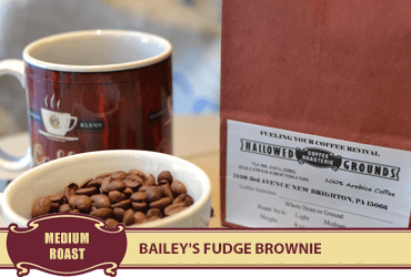 Bailey's Fudge Brownie