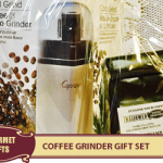 Coffee Grinder Gift Set