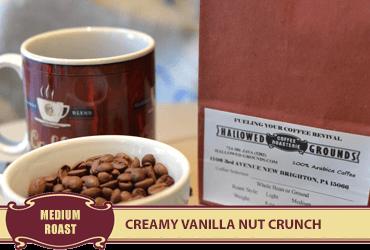 Creamy Vanilla Nut Crunch