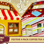 Festive Pack Coffee/Tea Sampler