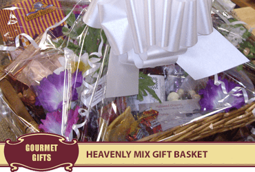 Heavenly Mix Gift Basket