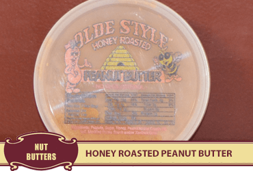 Honey Roasted Peanut Butter