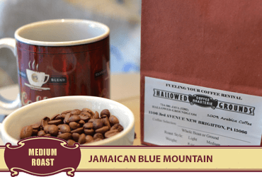 Jamaican Blue Mountain