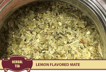 Lemon Flavored Mate
