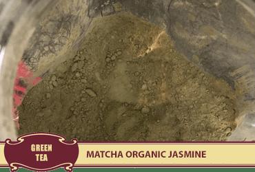 Matcha Organic Jasmine