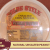 Natural Unsalted Peanut Butter