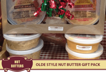 Olde Style Nut Butter Gift Pack