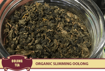 Organic Slimming Oolong