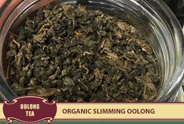 Organic Slimming Oolong