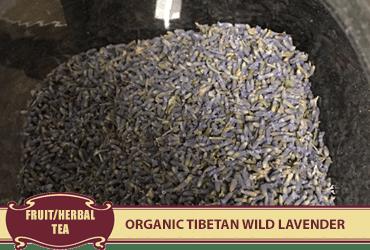 Organic Tibetan Wild Lavender