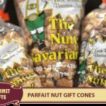 Parfait Nut Gift Cones
