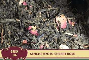 Sencha Kyoto Cherry Rose