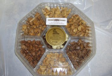 7 Compartment Nut Tray
