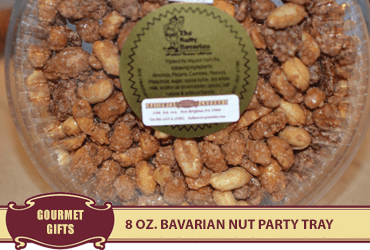 8 oz. Bavarian Nut Party Tray