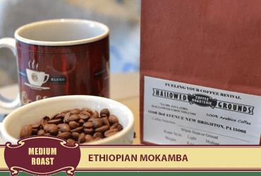 Ethiopian Mokamba