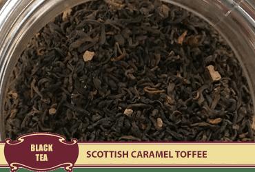 Scottish Caramel Toffee