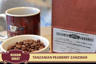 Tanzanian Peaberry Zanzibar