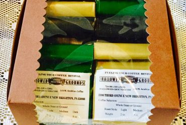 6 Pack Gift Pack Coffee/Tea