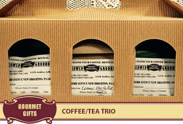 Coffee/Tea Trio