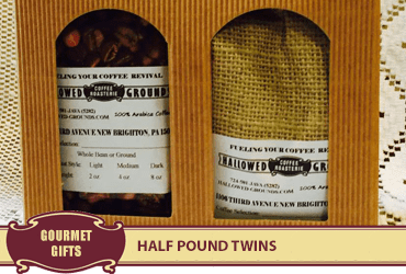 Half Pound Twins