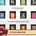 12 Pack Mini Rub
