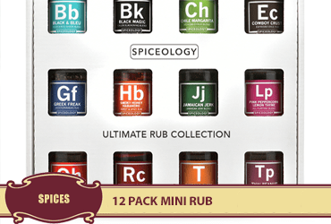 12 Pack Mini Rub