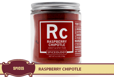 Raspberry Chipotle
